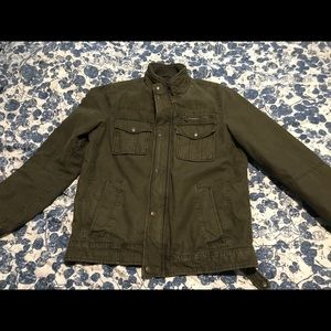 Levi's Cotton Canvas Trucker Jacket